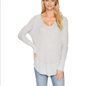 Free People Catalina Thermal Long Sleeve Shirt